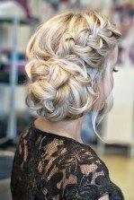 Vintage Bridesmaid Hairstyles (30)