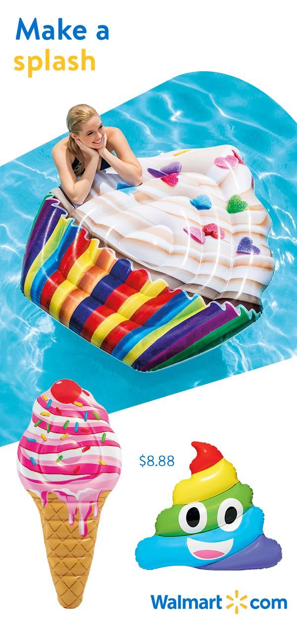 Take Pool Days To The Next Level This Summer With Floats Toys And