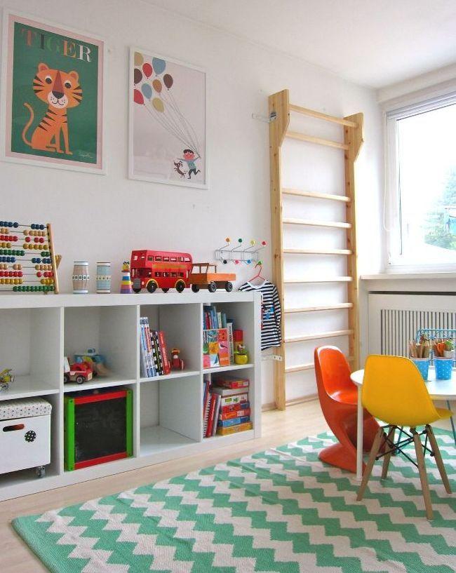 HappyModern.RU | Детская игровая комната (45 фото): территория максимального комфорта | http://happymodern.ru