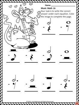 Mejores 201 imágenes de музыкальная математика en Pinterest ...