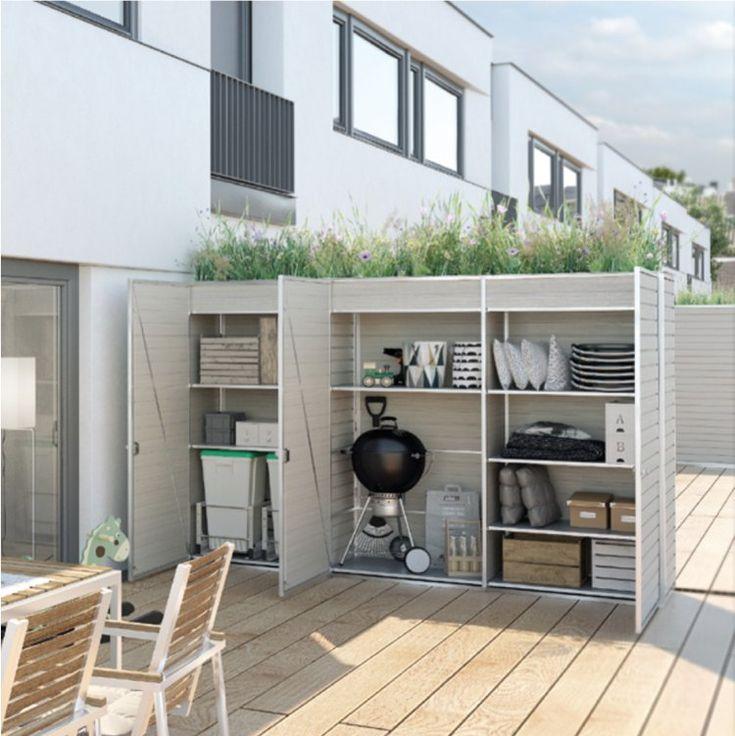Terrassengestaltung Mit Sichtschutz sdatec.com