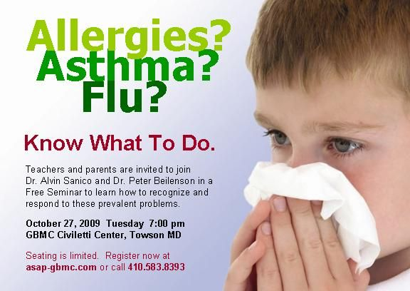 Childhood Asthma A Guide for Parents