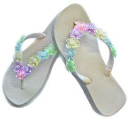 Decorate Your Own Flip Flops: Tips and Ideas Video Tutorial