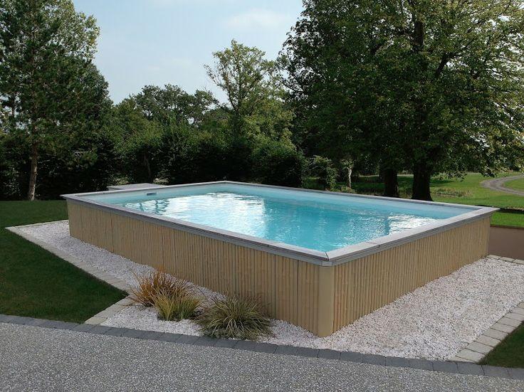 Les 361 meilleures images propos de piscine sur for Prix d une piscine caron