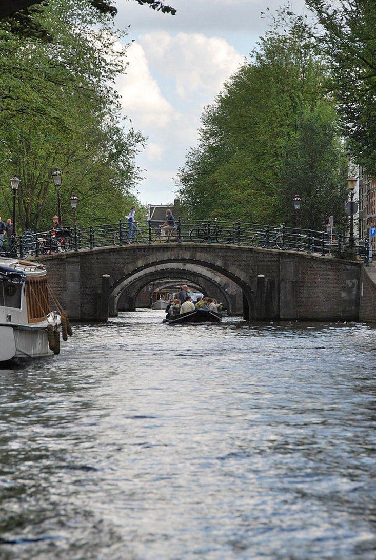 Amsterdam II by black-ladybird