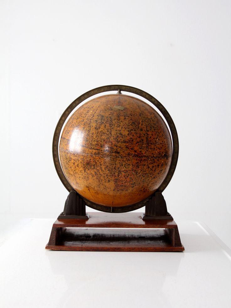 262 best images about celestial terrestrial globes on. Black Bedroom Furniture Sets. Home Design Ideas