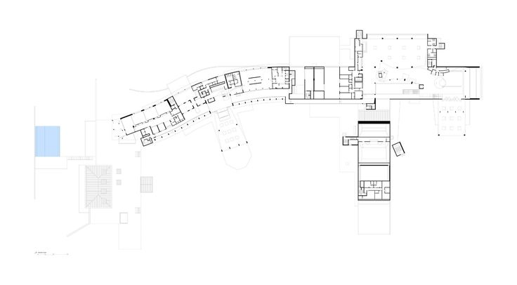 Image 21 of 27 from gallery of Chaves Hotel Casino  / RDLM Arquitectos Associados. Site Plan