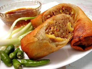 LUMPIA FROM SEMARANG-INDONESIA ~ INDONESIA FOOD AND RECIPES INDONESIA FOOD