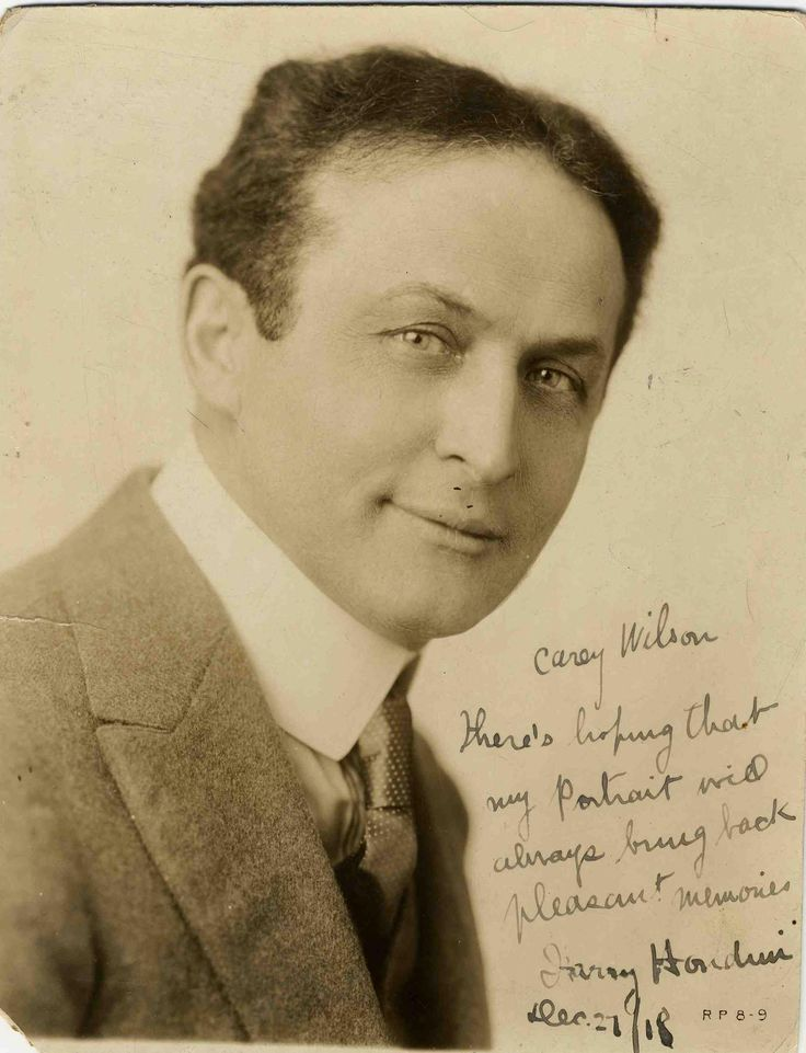 the history of harry houdini essay A biographical essay by staff at the appleton public library this essay is based  primarily on material provided in the biography harry houdini by adam woog.