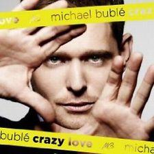 MICHAEL BUBLE**CRAZY LOVE **VINYL $19-35