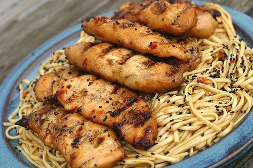 Thai Sweet Chili Sauce Chicken - @Lou Gonzalez is going to make this ...