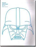 Resultado de imagen para tutorial para hacer mascara de star wars