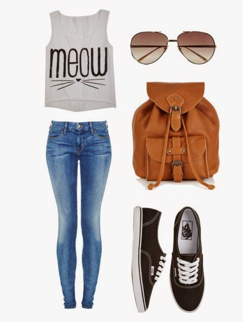 Brilliant 25 Best Ideas About Middle School Outfits On Pinterest Top Short Hairstyles Gunalazisus