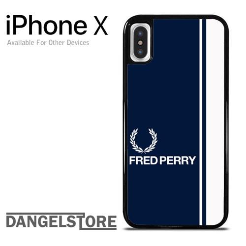 fred perry custom For iPhone X