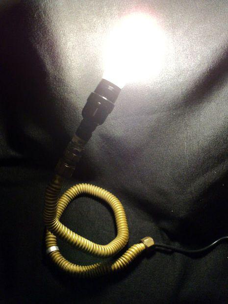 Flexible Snake light
