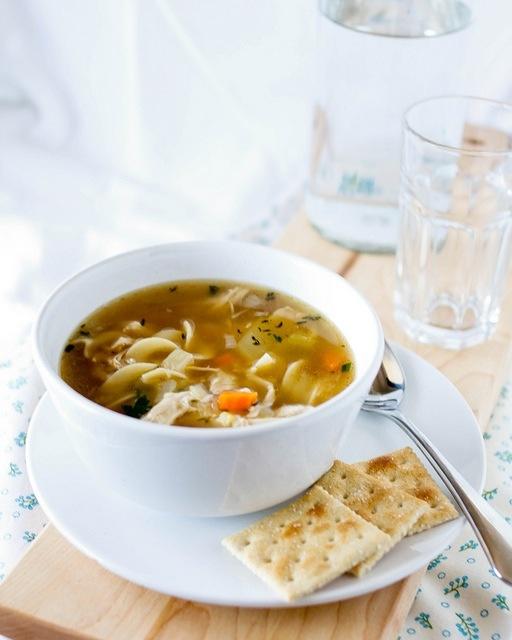 rosh hashanah soup recipes