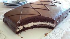 Gâteau kinder délice fait maison                                                                                                                                                                                 Plus