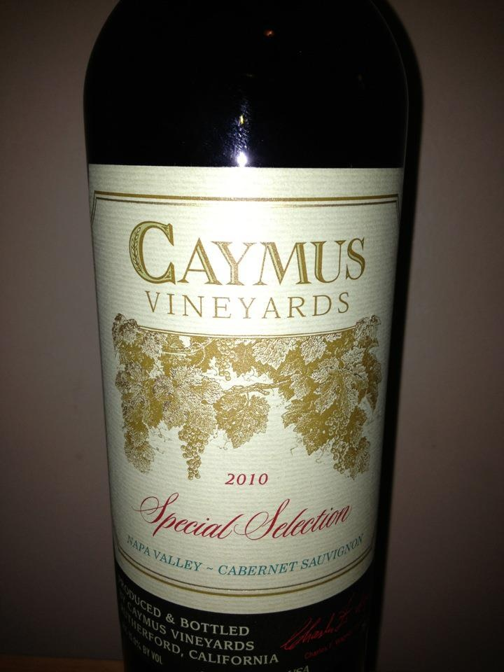 Caymus Wine Tasting Event!  Can't wait for March 27th @ The Wine Tap!