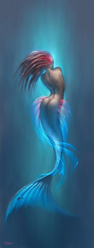 Piccsy - The Sensuous Mermaid
