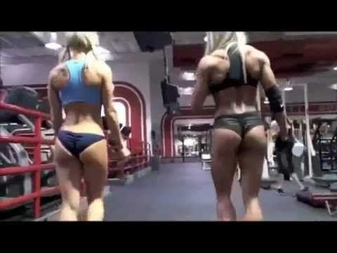 (8) Larissa Reis - Female Bodybuilding Motivation Fitness HD - YouTube