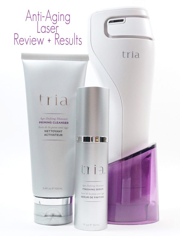 Tria Age-Defying Laser Results and Video