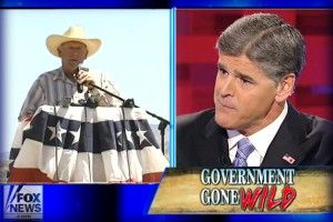 Fox News' new laughingstock: Cliven Bundy — and Stephen Colbert — will destroy Sean Hannity