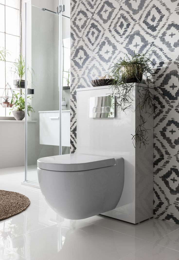 Give a greater illusion of space by choosing a wall hung WC in bathrooms. If you need inspiration, we'd recommend the Stream II Wall Hung WC & Soft Close Seat was £570 NOW £358! http://www.crosswater-sale.co.uk/product/ceramics-suites-stream-ii/stream-ii-wall-hung-wc-and-soft-close-seat-stream-ii-wh-wc/