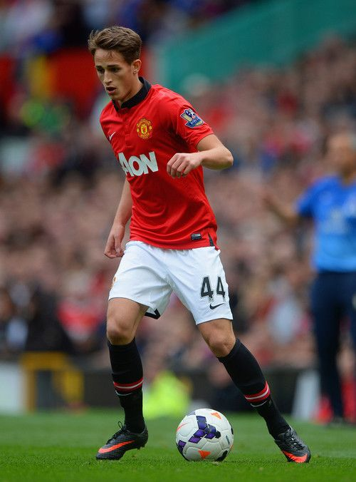 Adnan Januzaj, a star in the making.