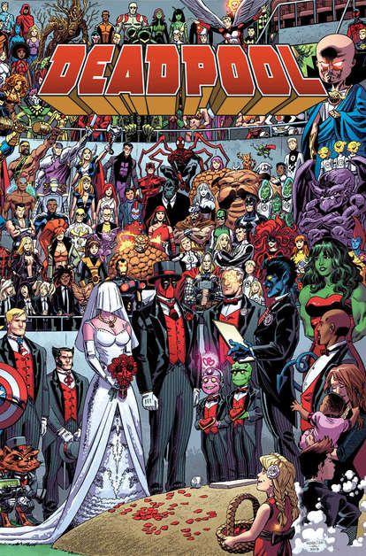 """A Marvel divulgou essa semana a lista completa de revistas, bem como as capas para o mês de janeiro de 2016. No meio de uma enxurrada de novos títulos e séries correntes, temos bastante coisa interessante! Vale mencionar que a Marvel parece ter feito do mês uma celebração ininterrupta do Deadpool. Vários quadrinhos """"clássicos"""" do …"""