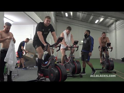 EXCLUSIVE: In the sheds after beating Wales - YouTube