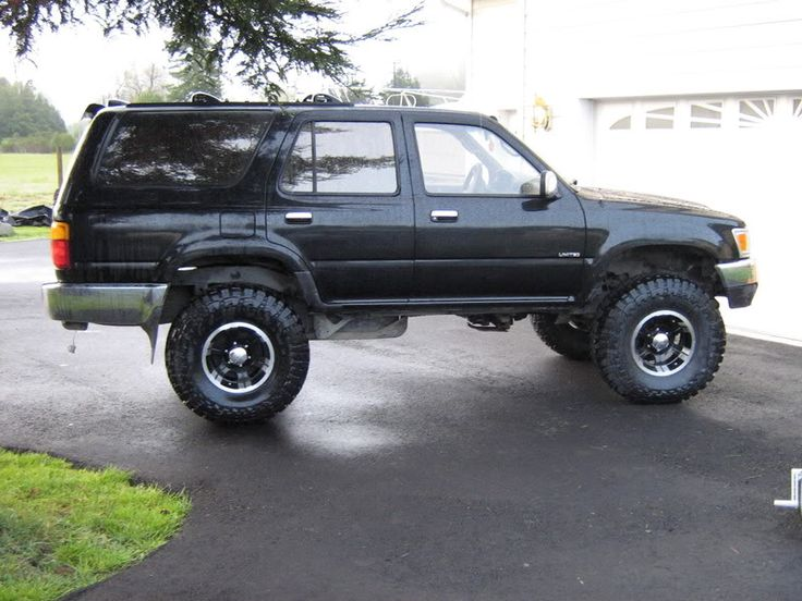 2nd Gen Picture Thread - Page 3 - Toyota 4Runner Forum - Largest 4Runner Forum