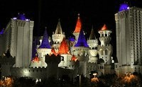 """Excalibur Casino in Las Vegas is most definetly the """"kids"""" casino - for family's it's a must stop. Excalibur will take you back in time to King Arthur and the Knights of the Round Table. Good job for family casino, Las Vegas!"""