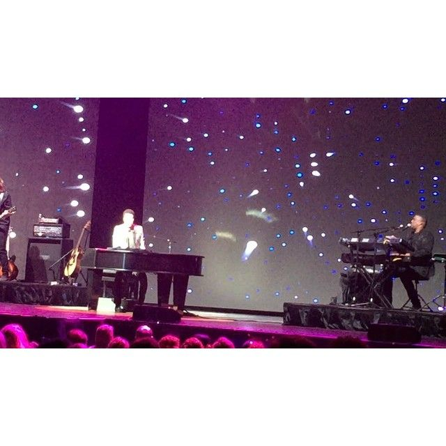 Variety Children's Charity & Lionel Richie performed on Saturday at Peabody Opera House