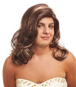 Call Me Caitlyn Adult Wig - 360166 | trendyhalloween.com #halloweenwigs