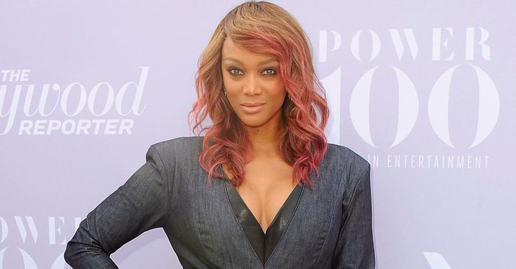 Tyra Banks Welcomes Baby Boy | POPSUGAR Celebrity