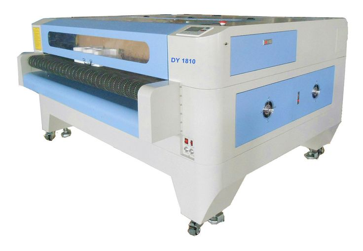 DT-1610/ 1810 auto feeding fabric CO2 laser cutting machine Price : 0-8000 USD