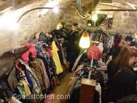 Top 10 secondhand shops in Paris - to do with Michelle... :)