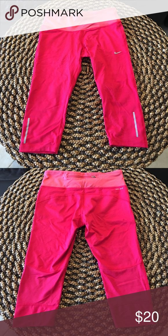 Nike running pants Nike 3/4 running pants Nike Pants Track Pants & Joggers