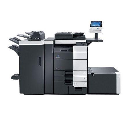 Kolorowy system drukujący #Konica Minolta #bizhub #PRO C754