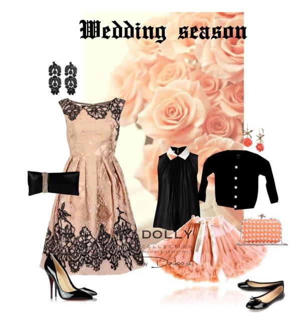 wedding season inspirations with DOLLY skirt princess and the frog