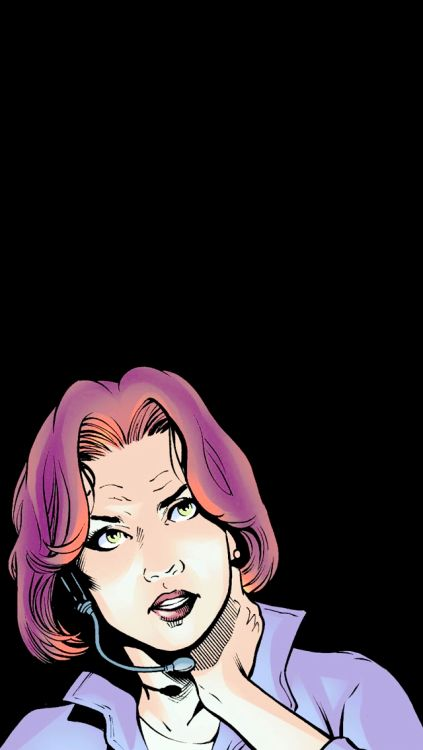 Barbara Gordon in Birds of Prey V1 #10