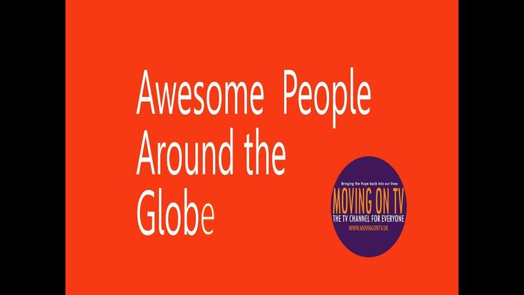Awesome People around the Globe /Trey Olds Radio show - YouTube