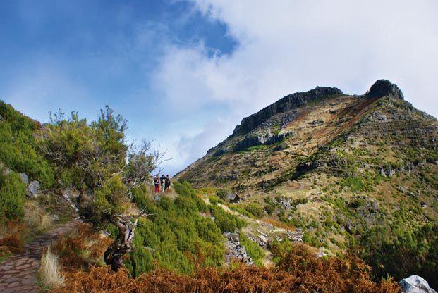 #Randonnée #Madère - La Balaguère