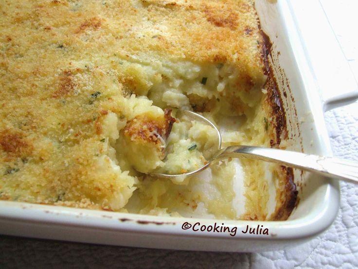 Un beau filet de cabillaud et une envie de purée de pommes de terre, il n'en fallait pas plus pour donner naissance à cette brandade ultra s...