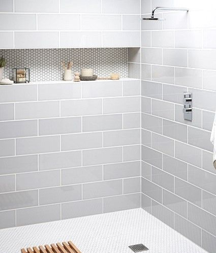 jazz up shower time with some extra style and vision