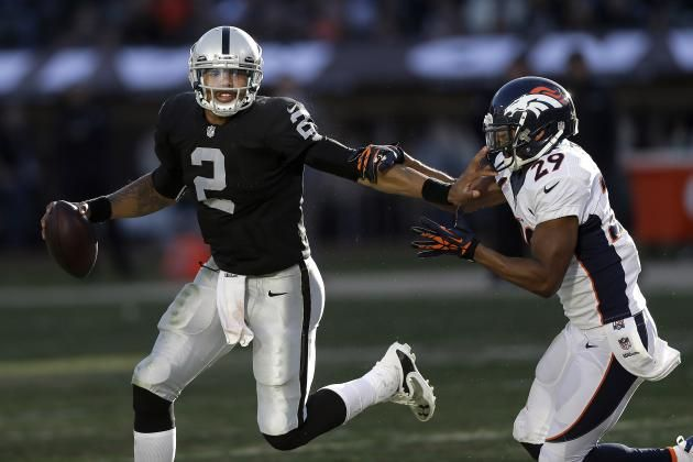 Terrelle #Pryor: Latest News and Speculation Surrounding QB's Future with #Raiders