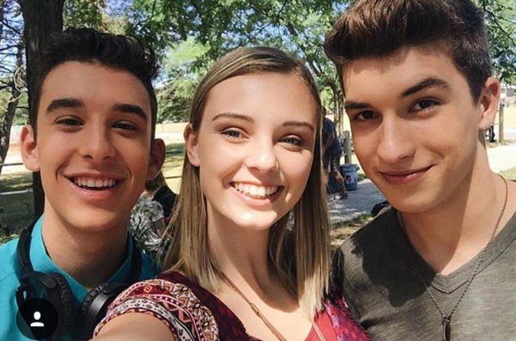 Jax,Alya, and Miles