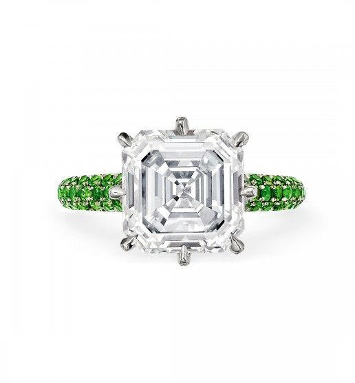 Sotheby's Diamonds Candy-Shank-Ring