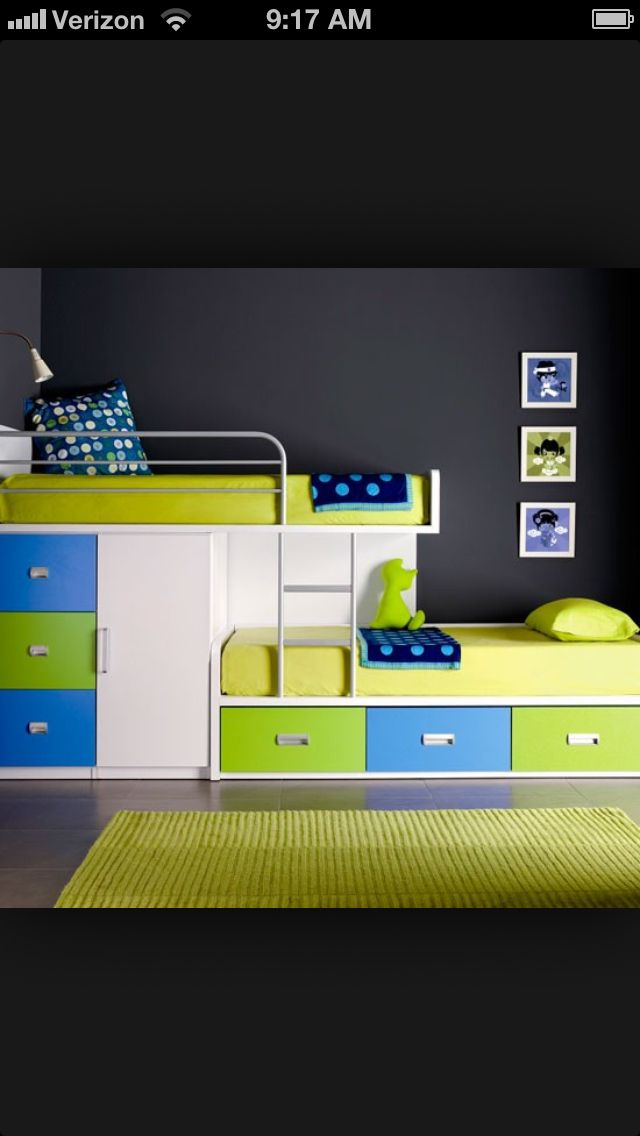 Space Saving Designs For Small Kids Rooms: 1000+ Ideas About Space Saving Beds On Pinterest