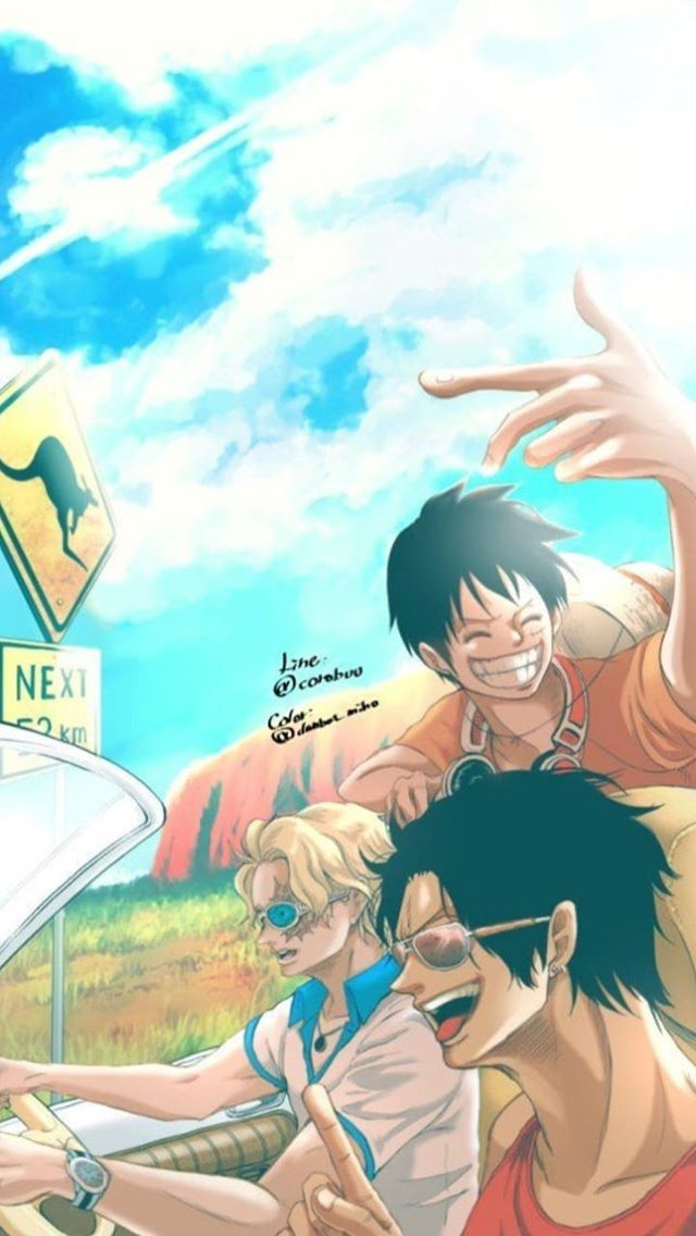 One Piece   A One Piece ✨   One piece, One piece anime, Anime one